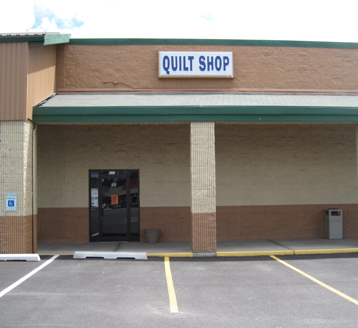 Ed & Jean's Quilt Shop